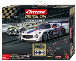 Race of Victory - Audi R8 LMS vs Mercedes AMG SLS - Wireless - CARRERA - CRR20023621
