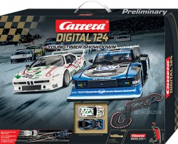 Youngtimer Showdown - BMW M1 vs Ford Capri - m. 8,0 - Wireless+ - CARRERA - CRR20023626