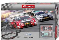 DTM Fast Lap - Mercedes vs Audi - CARRERA - CRR20025220