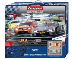 DTM Countdown - Mercedes vs BMW - CARRERA - CRR20030181