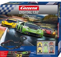 Pure Speed - 3 GT3 cars - Corvette vs Ferrari vs Lamborghini - CARRERA - CRR20030191
