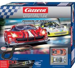 Passion of Speed - Porsche GT3 RSR vs Ferrari 488 GT3 - CARRERA - CRR20030195