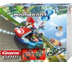 GO!!! - Nintendo Mario Kart 8 II - Mario vs Luigi - 4,9 m - CARRERA - CRR20062362