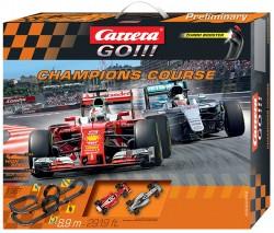 Champions Course - Vettel vs Hamilton - 8,9 m - CARRERA - CRR20062456