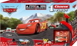 Carrera First Set - Disney/Pixar Cars - CARRERA - CRR20063004
