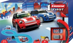 Carrera First Set - MINI Cooper - CARRERA - CRR20063009