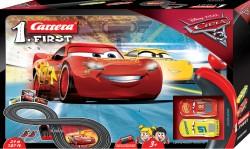 Carrera First Set - Disney Cars 3 - 2,4 m - CARRERA - CRR20063010