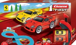 Carrera First Set - Ferrari - CARRERA - CRR20063015