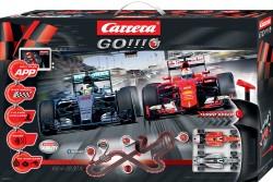 GO!!! Plus set - Next Race - Sebastian Vettel vs Lewis Hamilton - CARRERA - CRR20066001