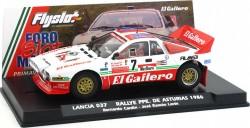 LANCIA 037 - #7 EL GAITERO - Rallye des Asturias