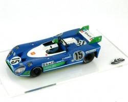 Matra MS670 n.15 Winner Le Mans 1972 - LE MANS MINIATURES - LMM132030EVOM