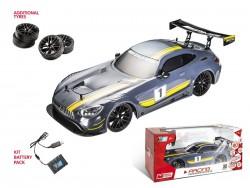 1/10 Mercedes AMG GT3 4WD - 2.4 GHz - MONDO MOTORS - MMO63361