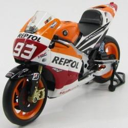 1/9 R/C Rc213V Repsol Honda (Nø93 Marc Marquez) - NEW RAY - NRA88785