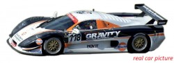 Mosler MT900R EVO3 #118 SPA 2009 - AW King EVO3 - NSR - NSR0070AW