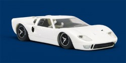 Ford MK II GT 40 body white kit                      SW Shark 20K - NSR - NSR1066SW
