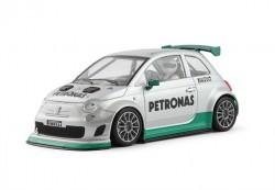 Abarth 500 Assetto Corse Lim. Ed. F1 Mercedes Team colours SW Shark 20k - NSR - NSR1147SW