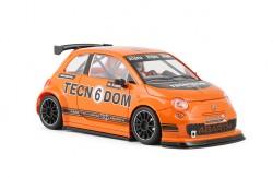 """Abarth 500 Assetto Corse Tecnodom #6 """"orange"""" SW Shark 20k - Lim.Edition - NSR - NSR1182SW"""