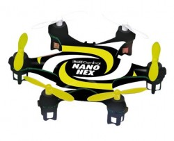 "Mini Quadcopter ""Nano Hex"" (yellow/black) - REVELL - REV23947"