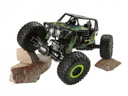 """Auto 1/10 R/C 4wd Crawler """"ERUCA"""" with Lights, 2.4Ghz, 9,6V NiMh 800 mAh and charger - REVELL - REV24490"""