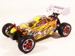 1/10 Auto radiocomandata elettrica Buggy 4wd - RADIOKONTROL - RKO1000-05