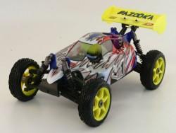 1/8 Auto radiocomandata a scoppio Buggy 4wd - RADIOKONTROL - RKO2400-01