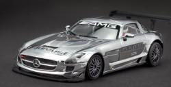 Mercedes SLS GT3 Laureus Ltd.1000 pcs - SCALEAUTO - SCASC-6019