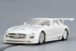 Mercedes SLS GT3 white body racing kit - SCALEAUTO - SCASC-7020