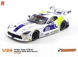 SRT Viper GTS-R Daytona 2015 #93 winner - NEW chassis SC-8003 GT3 - SCALEAUTO - SCASC-7069R