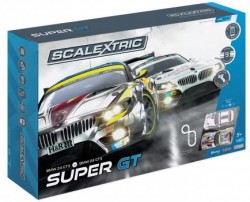 ARC ONE Super GT (BMW Z4 GT3 v BMW Z4GT3 - SCALEXTRIC - SCTC1360P