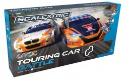 British Touring Car Battle Scalextric Set - SCALEXTRIC - SCTC1372P