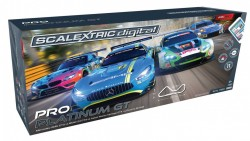 ARC Pro Scalextric Pro Platinum Set - NEW TOOLING - SCALEXTRIC - SCTC1374P