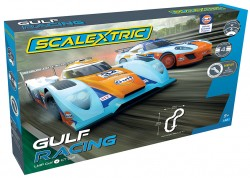Gulf Racing (GT v LMP) - SCALEXTRIC - SCTC1384P