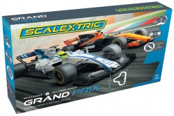 Grand Prix (Williams FW40 v McLaren MCL32) - SCALEXTRIC - SCTC1385P