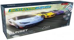 ARC PRO Sunset Speedway (McLaren 720S v Jaguar C-X75 v Lamborghini Centanario) - SCALEXTRIC - SCTC1388P