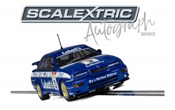 Ford Sierra RS500, Tim Harvey - Autograph Series - SCALEXTRIC - SCTC3867AE