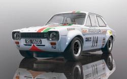 Ford Escort MK1 Team Castrol Brands Hatch 1971 - SCALEXTRIC - SCTC3924