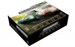 1963 Goodwood International Sussex Trophy - Limited Edition - SCALEXTRIC - SCTH3898A