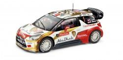 "Citroen DS3 ""Abu Dhabi"" ""1 Sébastien Loeb - SCX - SCXA10158X300"