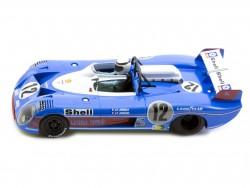 Matra 670B - 24h Le Mans 1973 3rd place - J.P. Jassaud, J.P. Jabouille - SLOT RACING COMPANY - SRC01104