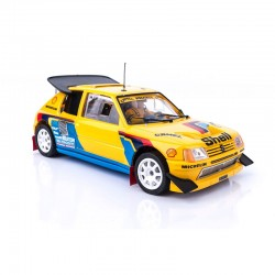 Peugeot 205 T16 Evo2 - Pikes Peak 1987 - Ari Vatanen (Test car) - SLOT RACING COMPANY - SRC03703