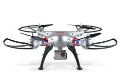 Drone with 8MP Sports Action HD Camera, luci a leds, Digital Controller e funzioni Advanced - SYMA - SYMX8G