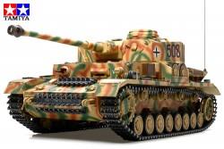 1/16 German Panzerkampfwagen IV Ausf.J Full-Optional - TAMIYA - TAM56026