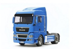 TGX 18.540 (French Blue) - TAMIYA - TAM56350