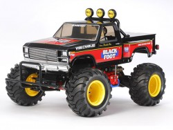 1/10 R/C Blackfoot 2016 Off-Road 2wd in KIT - TAMIYA - TAM58633