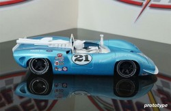 LOLA T70 Can-Am - #21 Mario Andretti - Can-Am Championship