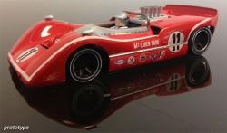 McLaren M6B Can-Am - #11 L.Motschenbacher - Laguna Seca