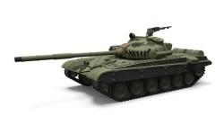 M-84 NATO Bosnia 1996 1:72 - WALTERSONS - WTS322009B