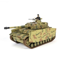GE CARRO PANZERK. IV AUSF.H 1:24 - WALTERSONS - WTS372001A