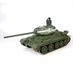 RS CARRO T34/85 1:24 - WALTERSONS - WTS372002A