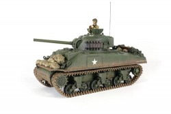 US CARRO SHERMAN M4A3 1:24 - WALTERSONS - WTS372014A